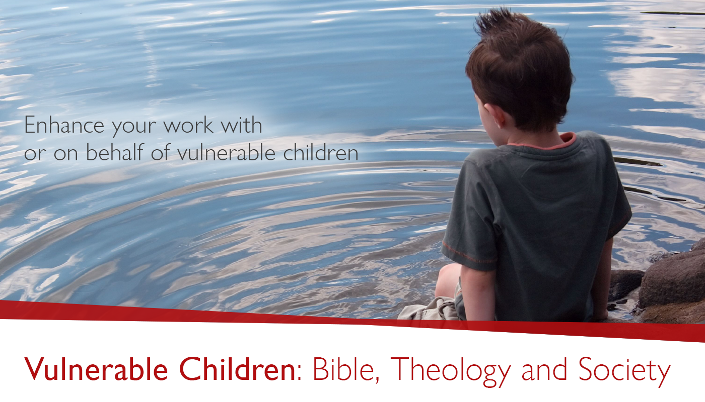 Vulnerable Children Bible Study